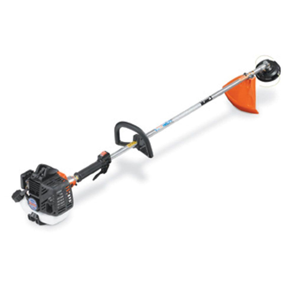Tanaka 2-Stroke 25 cc Straight-Shaft Gas-Powered Commercial Grade Grass Trimmer / Brush Cutter-DISCONTINUED