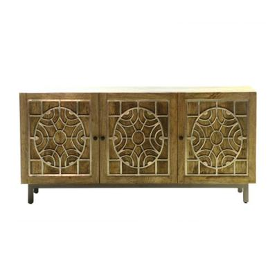 Dream Weaver Collection Natural Console Table