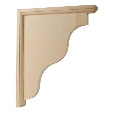 11 in. x 1-1/2 in. x 9 in. 2-Way Bracket