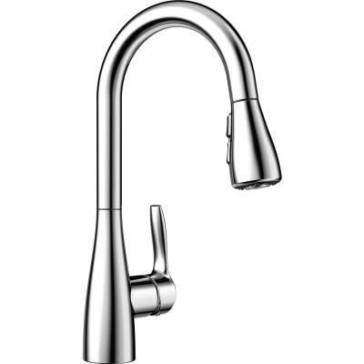 Atura Single-Handle Bar Faucet in Polished Chrome