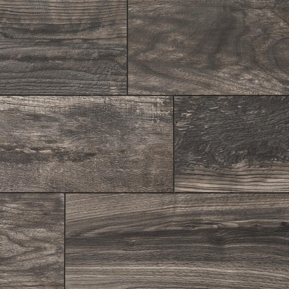 Home Decorators Collection Taupe Wood Fusion 12 Mm Thick X