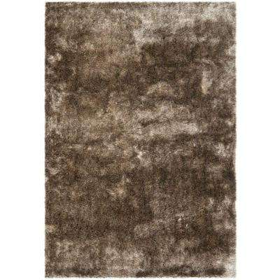 Paris Shag Sable 8 ft. 6 in. x 12 ft. Area Rug