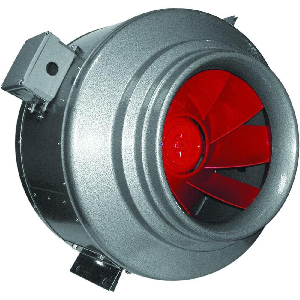 Vortex V Series 12 In Xl Powerfan Inline Duct Fan V12xl
