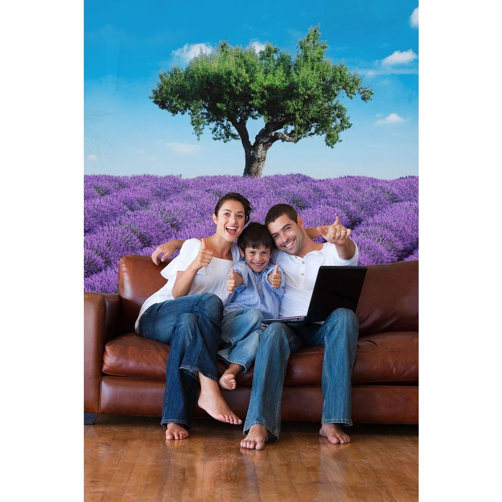 100 in. x 72 in. Provence Wall Mural