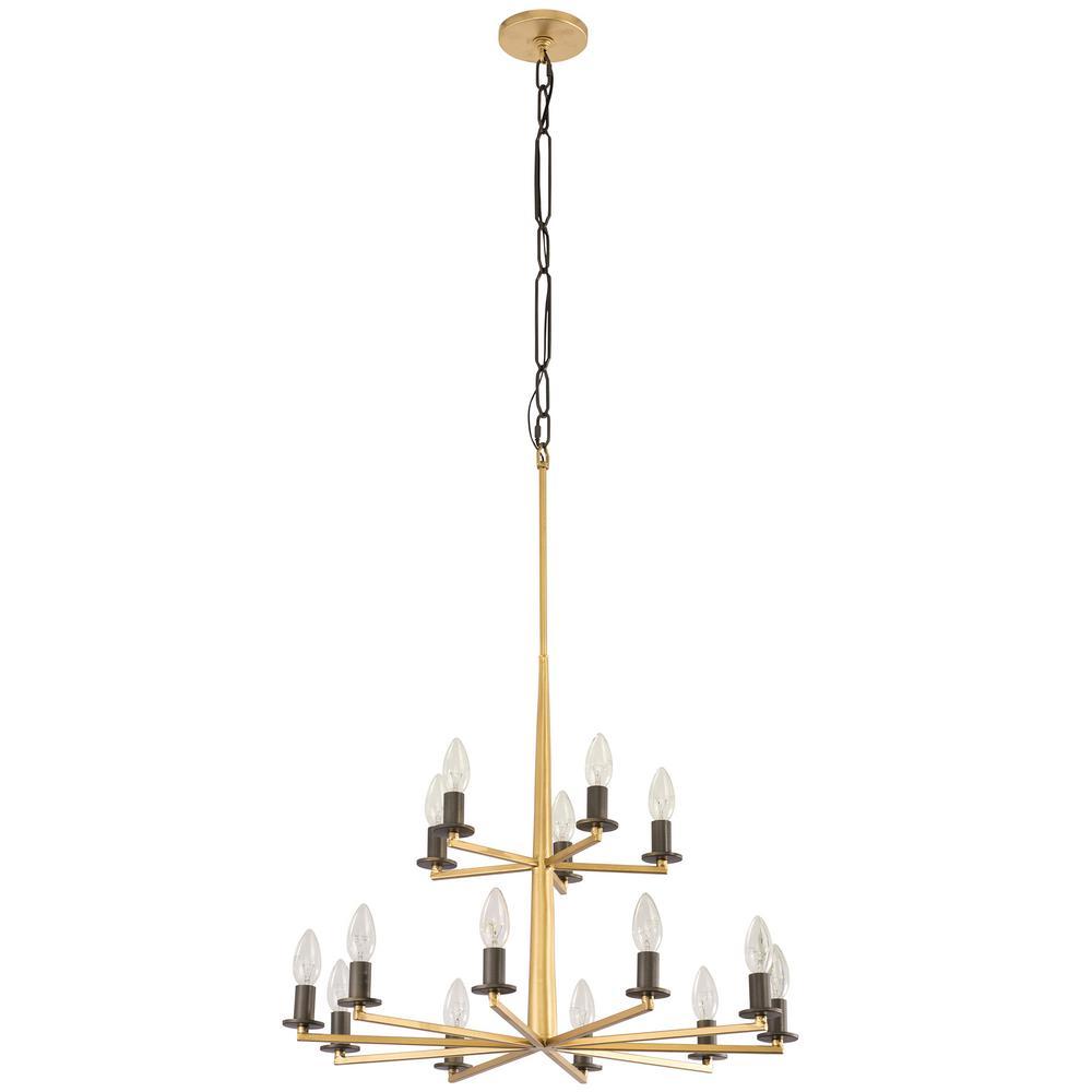 rustic bronze chandelier oil rubbed bronze varaluz rogue decor elwood 15light antique gold with rustic bronze chandelier