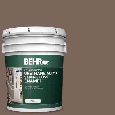Behr 5 Ga Gallon Chocolate Brown Paint Colors Paint The