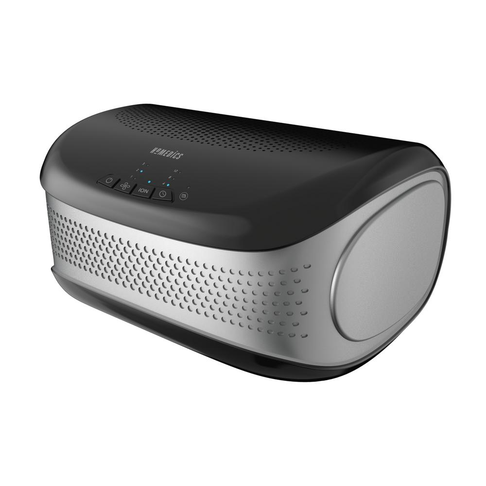 HoMedics TotalClean Desktop Air Purifier - Hepa-Type Filtration