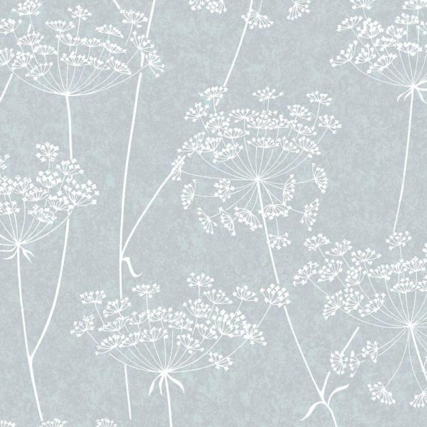 Graham & Brown Blue Aura Wallpaper 33-302