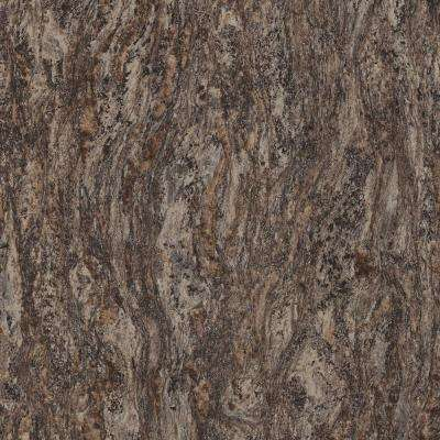 3 in. x 5 in. Laminate Countertop Sample in Cosmos Granite with HD Glaze Finish