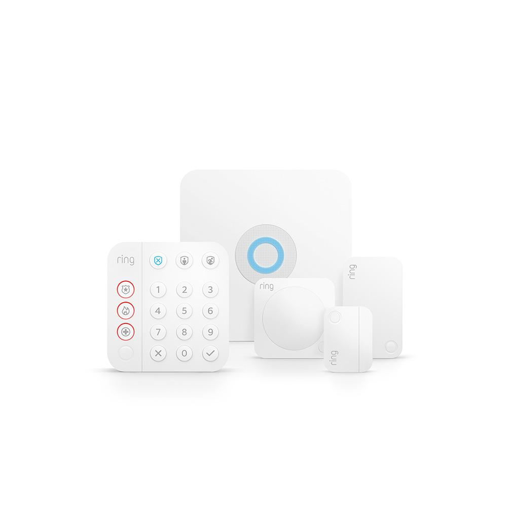 Wireless Alarm Home Security Kit, (5-Piece) (2nd Gen)