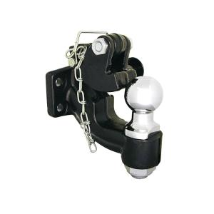 Buyers Products Company 10-Ton Combination Ball and Pintle Hitch by Buyers Products Company