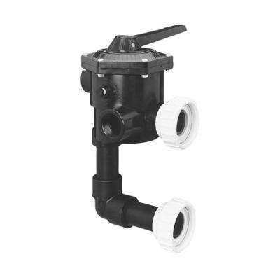 1-1/2 in. Multiport Backwash Valve with Unions