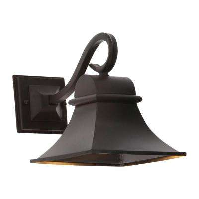 Dark Sky Revere Collection Wall-Mount Outdoor Flemish Lantern Sconce