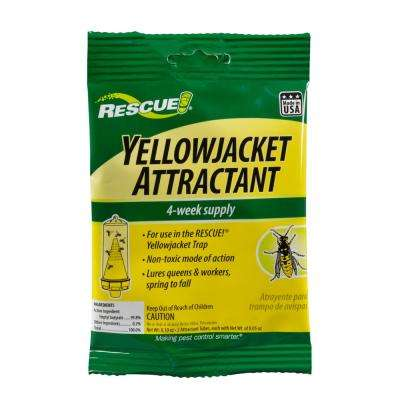 Yellow Jacket Trap Attractant