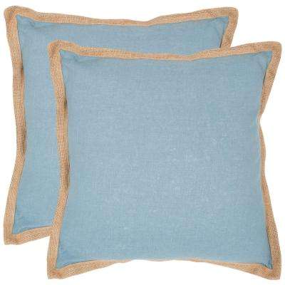 Madeline Textures and Weaves Pillow (2-Pack)