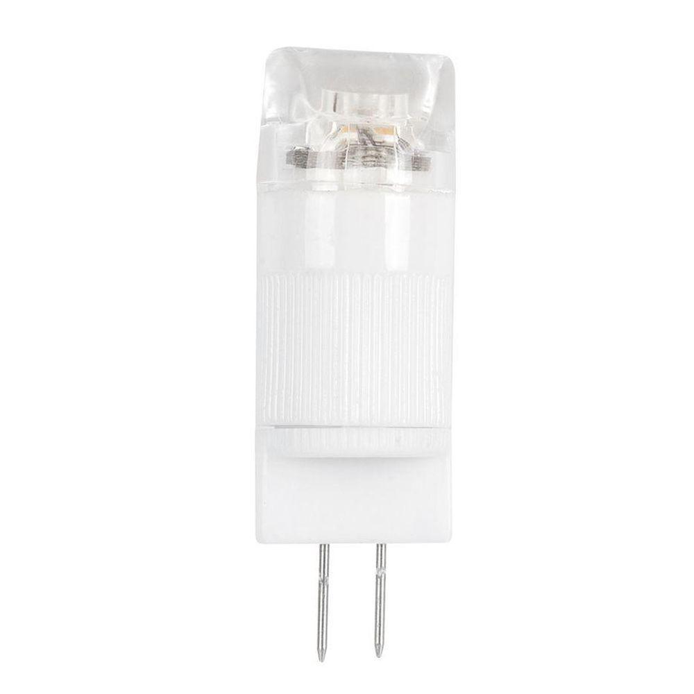 Globe Electric 10W Equivalent Soft White  T4 G4 Base Desk Lamp LED Light Bulb