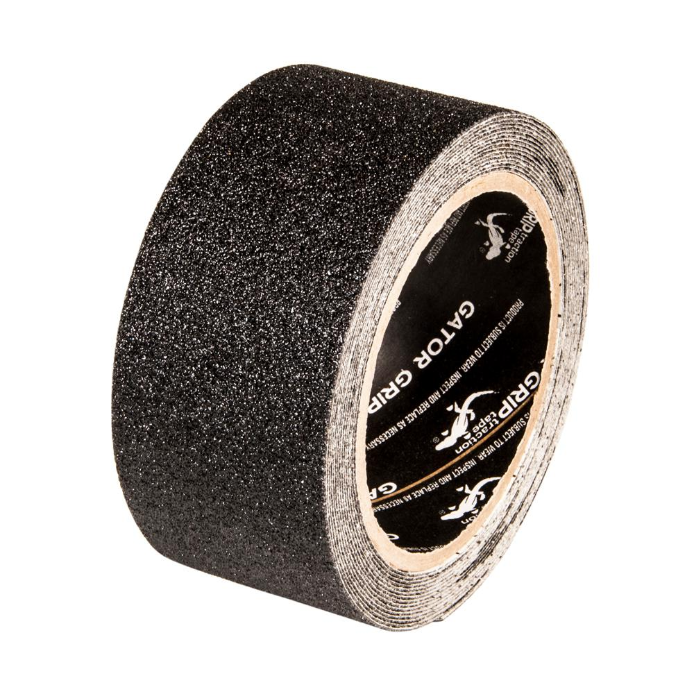 2 in. x 5 yds. Black Anti-Slip Safety Tape