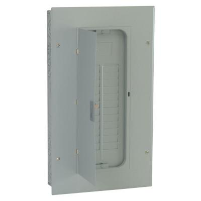 PowerMark Gold 125 Amp 24-Space 24-Circuit Indoor Main Lug Circuit Breaker Panel