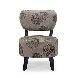 Sphere Bark Sunflower Accent Chair by