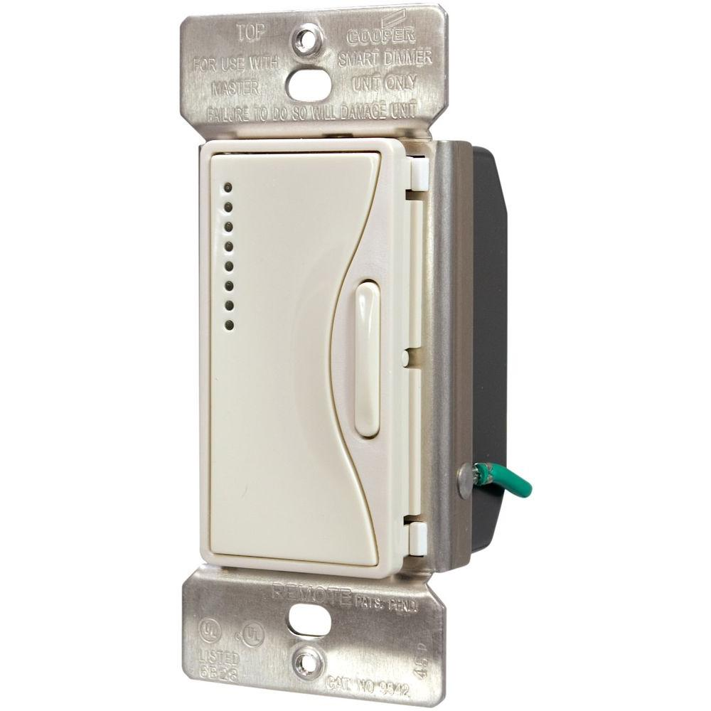 Ge In Wall On Off Paddle Bluetooth Timer Switch Almond White 13869 Three Way To A Existing Single Pole Light Circuit Aspire Non Rf Accessory With Leds