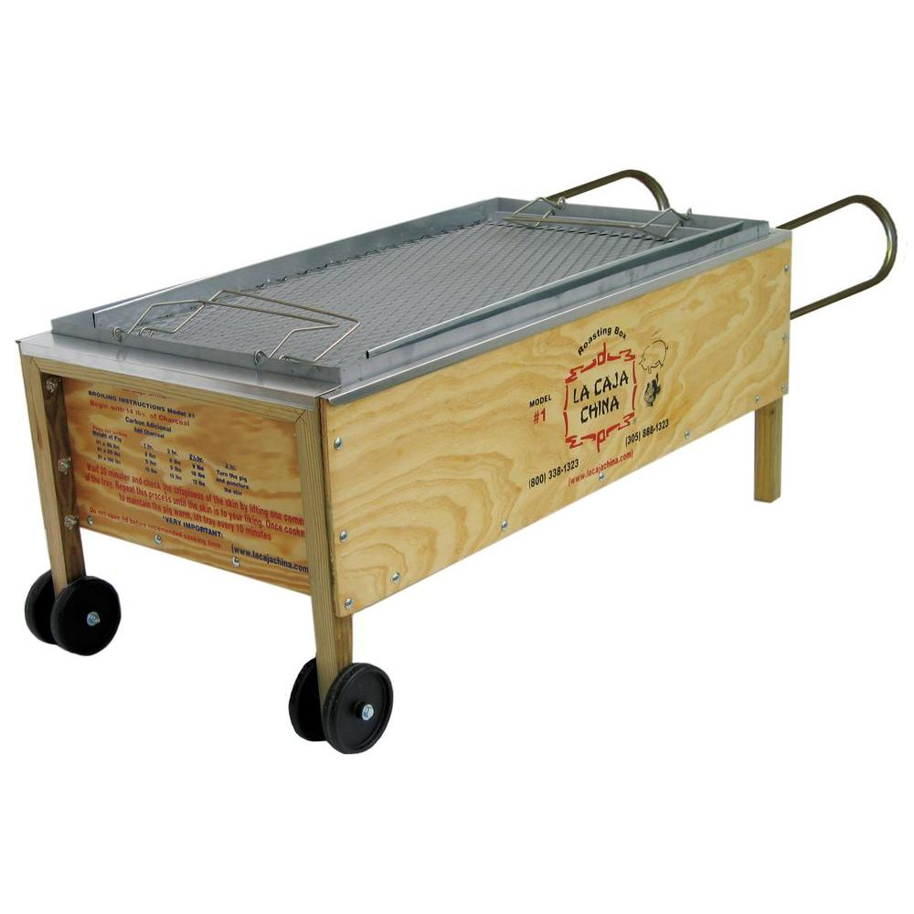 La Caja China Model 1 Roasting Box Model 1 The Home Depot