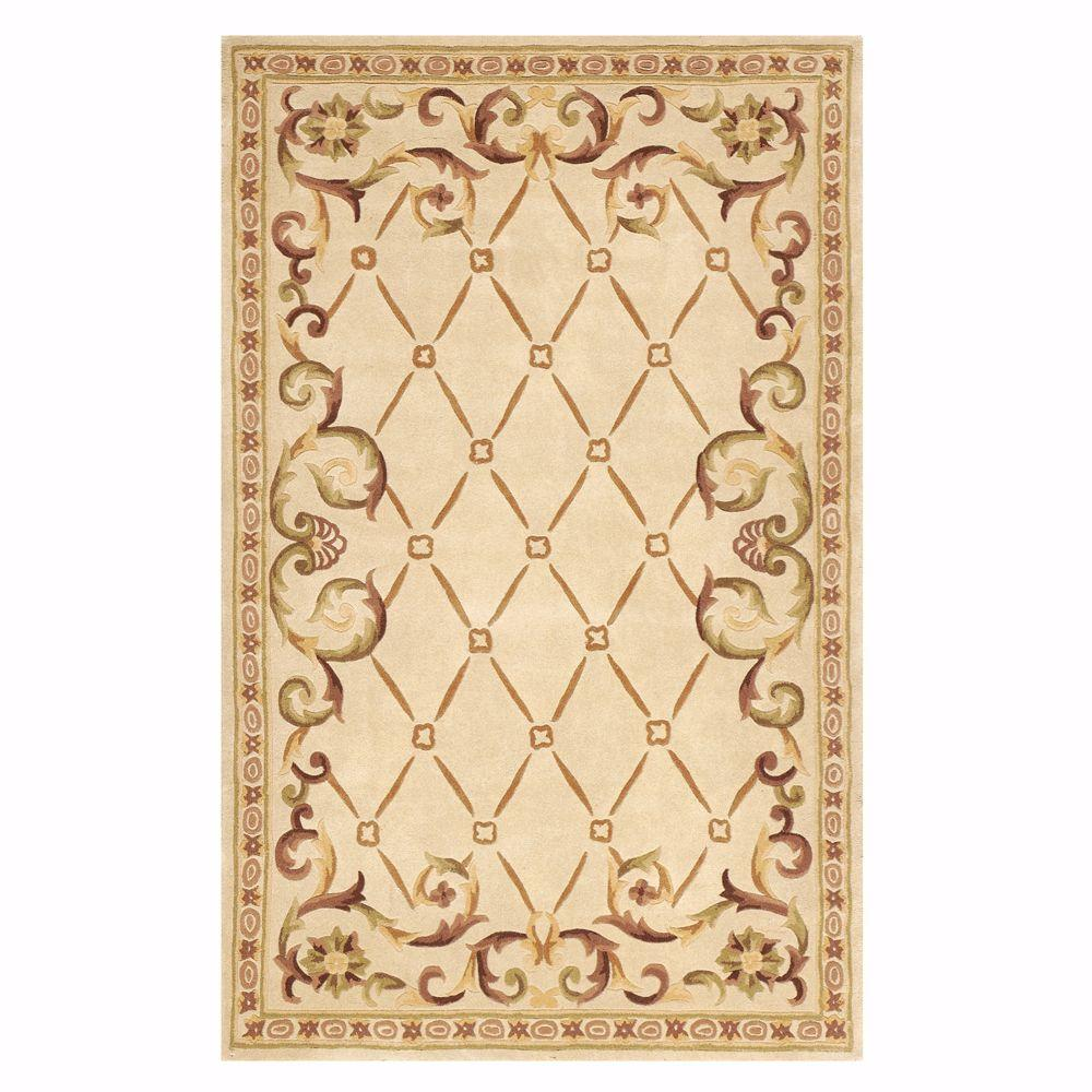 Home Decorators Collection Palisade Ivory 5 ft. x 8 ft. Area Rug