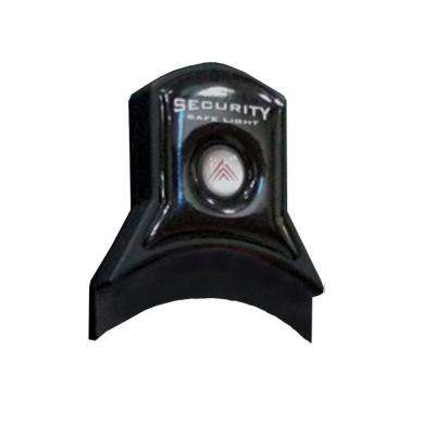 Security Light for Safes with Dial Locks, Magnetic Mount, Red LED