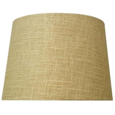 Mix & Match Beige Round Table Shade