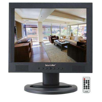 Professional 15 in. LCD CCTV Monitor