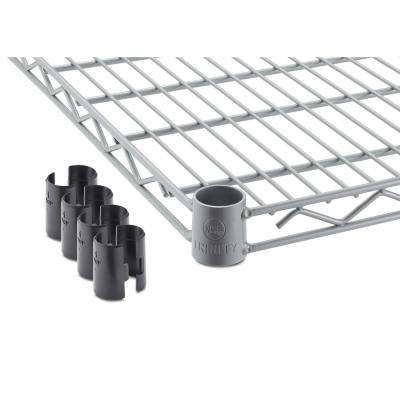 48 in. x 18 in. Individual Gray NSF Wire Shelf