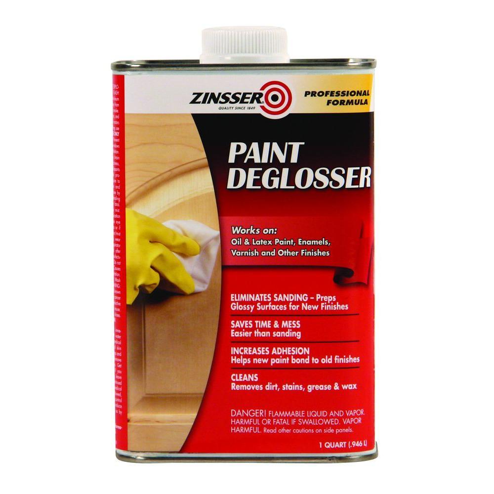 Zinsser 1-qt. Paint Deglosser (Case of 6)