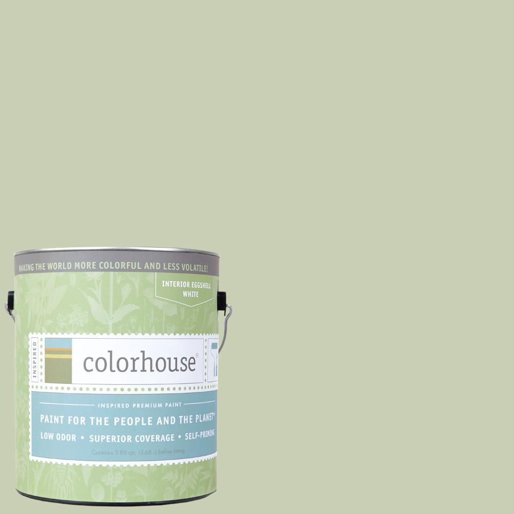 1 gal. Glass .02 Eggshell Interior Paint
