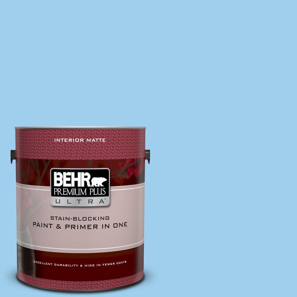P510 2 Mediterranean Charm Matte Interior Paint