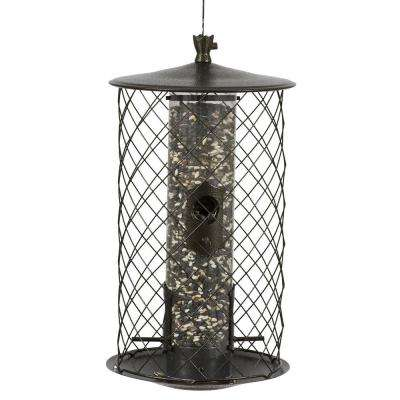 The Preserve Squirrel Proof Bird Feeder - 3 lb. Capacity