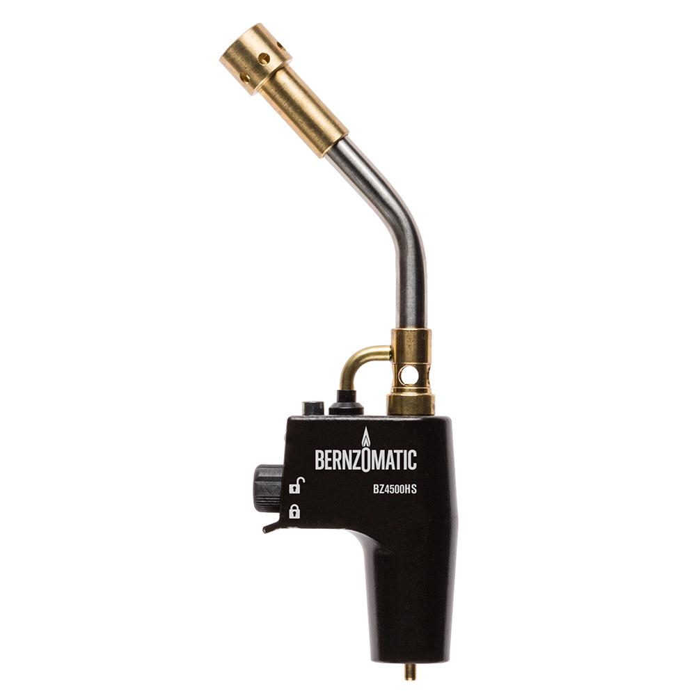 Bernzomatic Ts4500hs Trigger Start Heat Shrink Torch