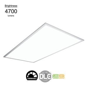 Metalux 2 Ft X 4 Ft White Integrated Led Flat Panel