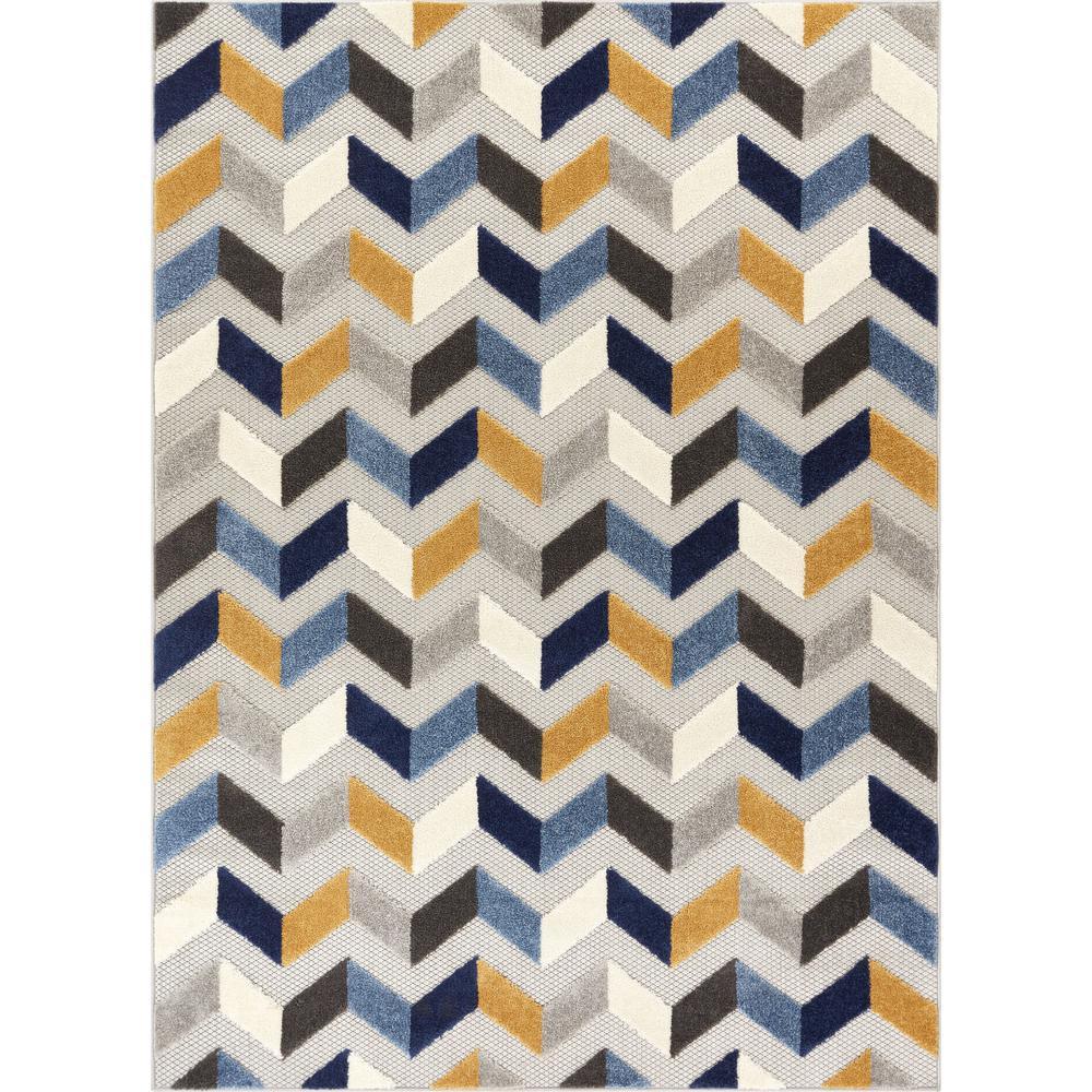 well woven dorado bela 7 ft. 10 in. x 9 ft. 10 in. modern geometric