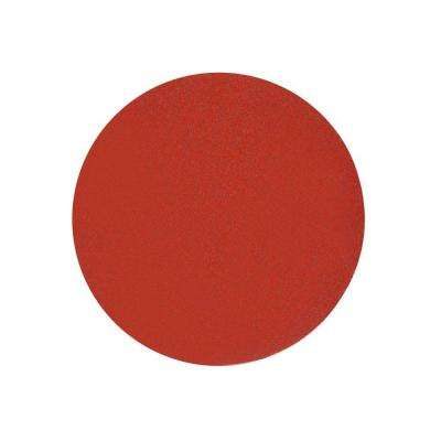 6-7/8 in. 60-Grit Sanding Disc with Hook and Lock Backing for ALTO Sanders (5-Pack)