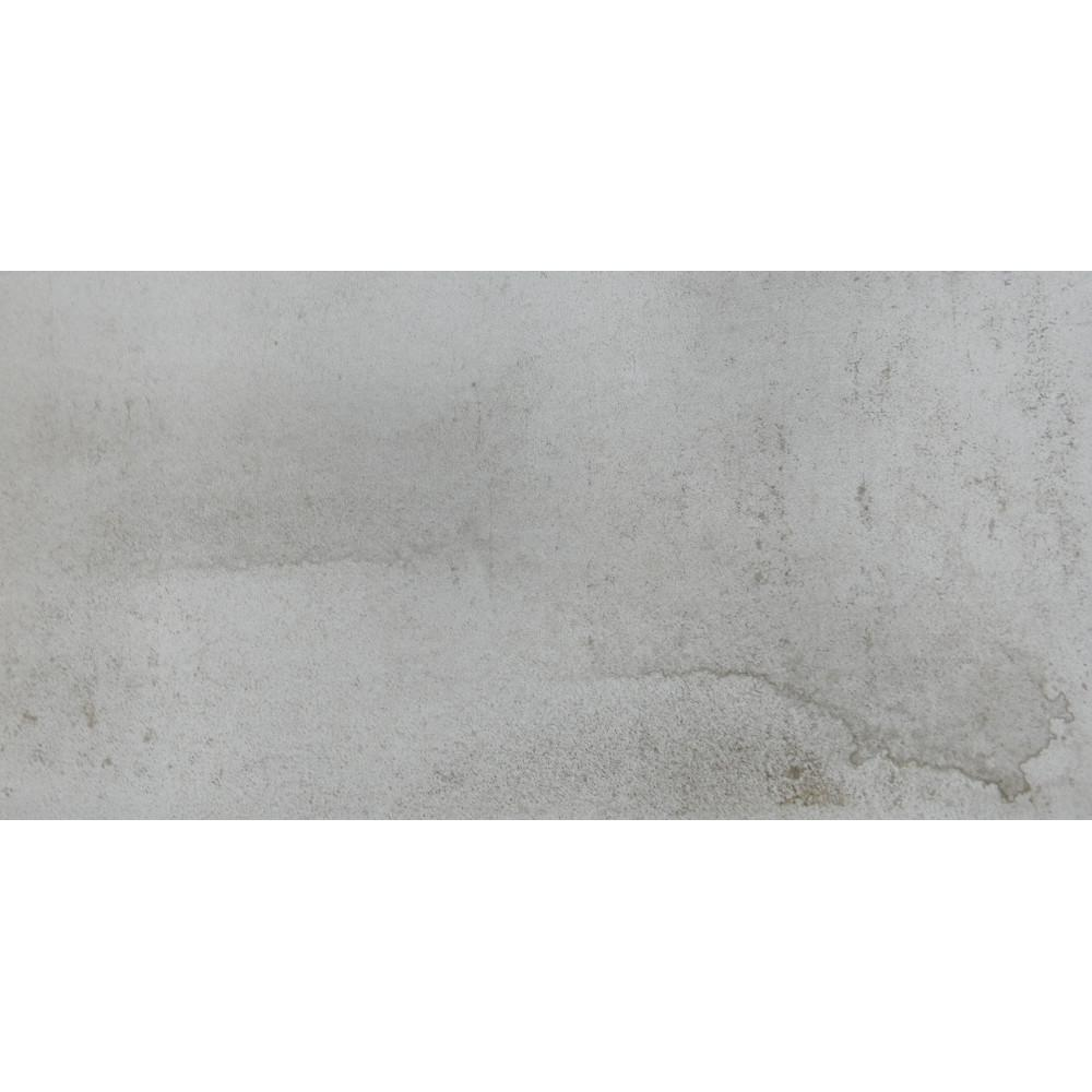 Corso Italia Metallo Grey 12 in. x 24 in. Porcelain Floor and Wall ...