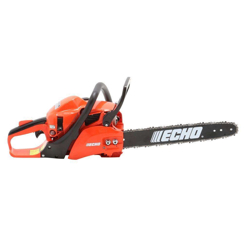 ECHO 16 in. 34 cc Gas Chainsaw