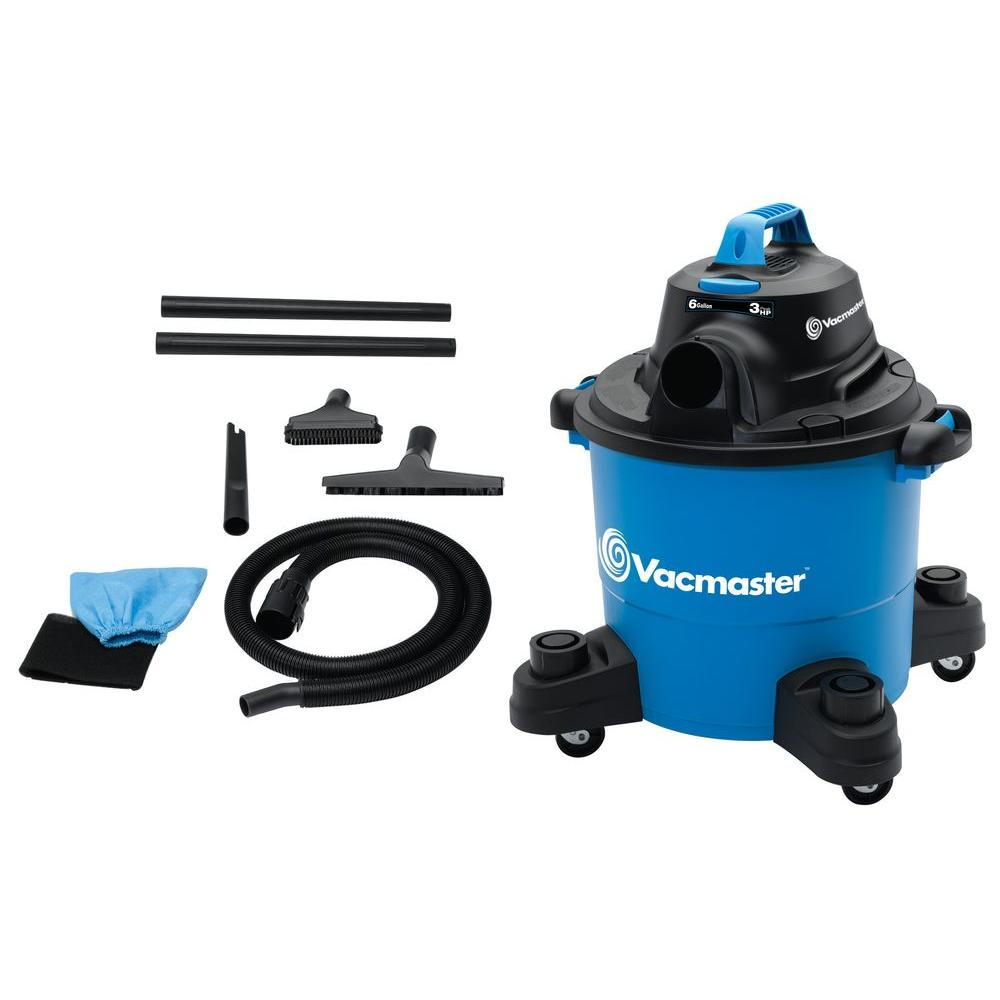Vacmaster 6 gal. Wet/Dry Vac with Blower Function