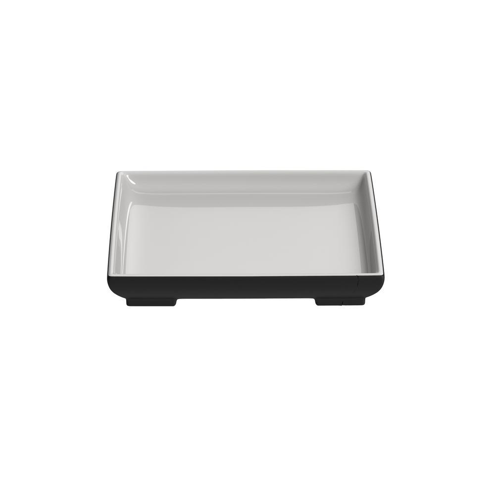 Magisso Naturally Cooling Ceramic Square Serving Plate B..  sc 1 st  Nextag & White ceramic square plates | Compare Prices at Nextag