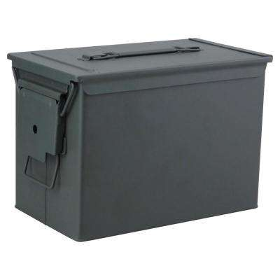 0.22 Cal/5.56 mm Metal Tactical Ammo Storage Box