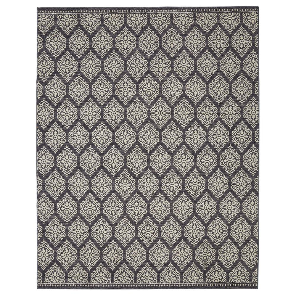Taurus Denim Cream 8 ft. x 10 ft. Area Rug