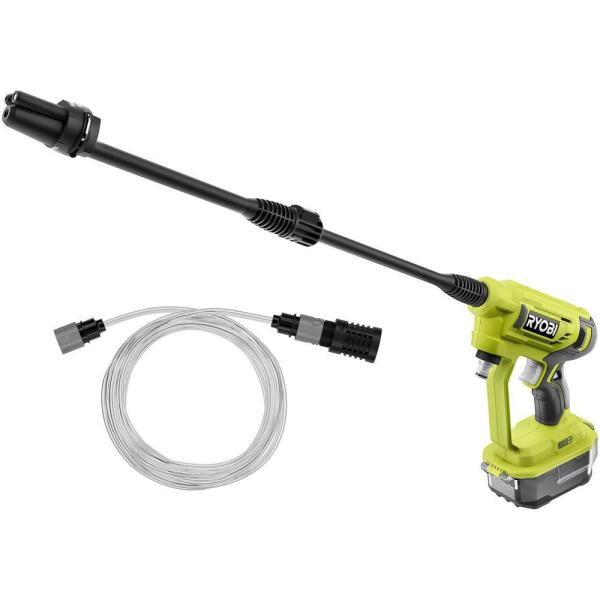 ONE+ 18-Volt 320 PSI 0.8 GPM Cold Water Cordless Power Cleaner (Tool Only)
