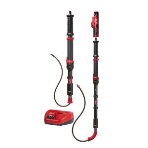 Milwaukee M12 Trap Snake 12-Volt Lithium-Ion Cordless 4ft. and 6 ft. Auger Drain Cleaning Combo Kit by Milwaukee