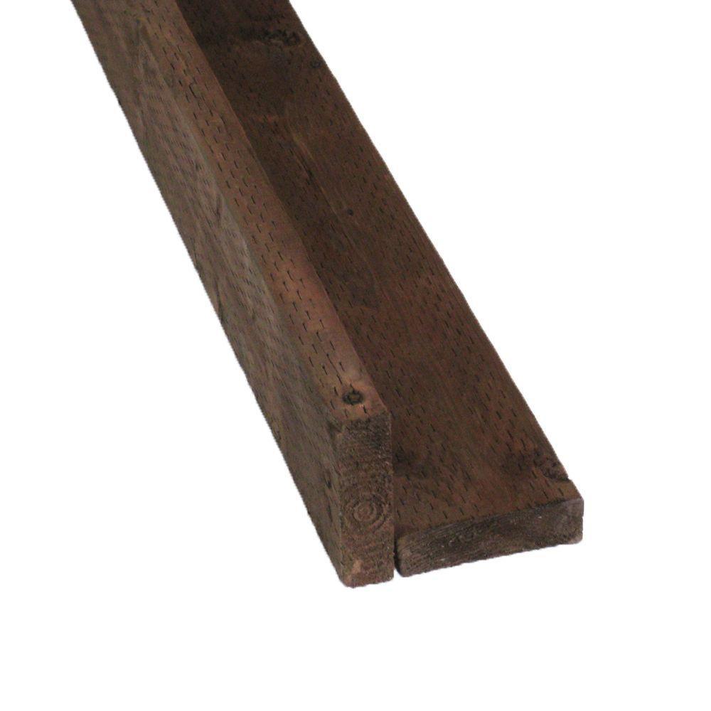 Sku 1000048683 Pressure Treated Lumber Df Brown