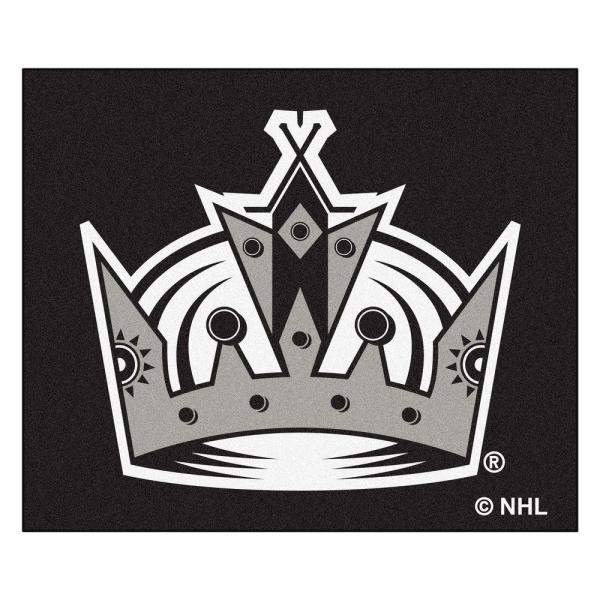 Los Angeles Kings 5 ft. x 6 ft. Tailgater Rug
