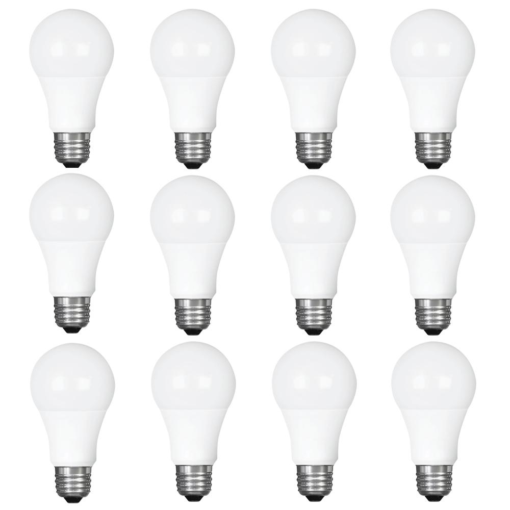 Lovely Feit Electric IntelliBulb 60W Equivalent Soft White (2700K) A19 LED Switch  To Dim Light