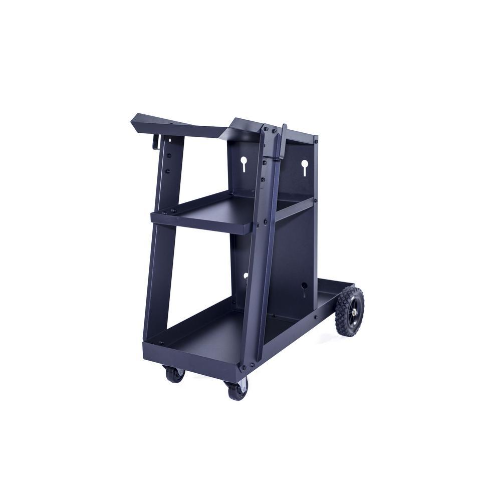 3-Tier Steel Welding Cart